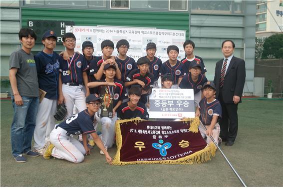 서울대회 우승
