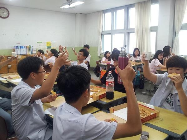 1-3학급단합대회