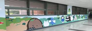 [진관중] 행복가득 벽화 그리기 프로젝트!